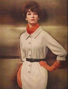 Kimberly Fashion Advertisement 1950