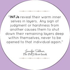 INFJs, can you relate? #INFJ