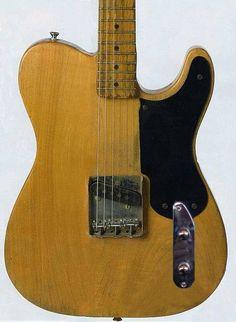 1949 Fender® Broadcaster® (Prototype #3)