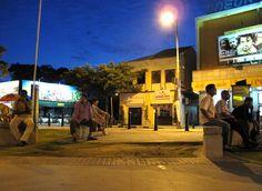 Just sitting - mad park Jalan Penang