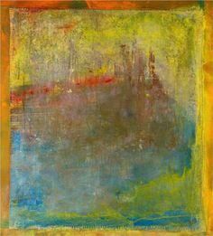Frank Bowling - 37528 - Spanierman Modern Gallery - Modern and Contemporary Art - 53 E Street, New York, NY - Bowling, Abstract Expressionism, Abstract Art, Abstract Paintings, Landscape Paintings, Contemporary Artists, Modern Art, Painter Artist, Art Database