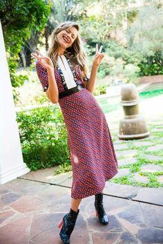 Vogue e Louis Vuitton em almoço especial com Behati Prinsloo