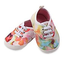 These delightful Watercolor Sneakers from Rising Star add a playful accent to your child's outfit. Featuring soft soles and faux stretch laces for easy on and off. A subtle blend of colors and a clean white trim create the perfect casual shoe. Buy Buy Baby, White Trim, Stretch Lace, Casual Shoes, Kids Outfits, Baby Shoes, Sneakers, Watercolor, Bath