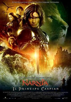 Le Cronache di Narnia: Il principe Caspian, in onda su Sky Cinema Family il 19 agosto alle 21:00.