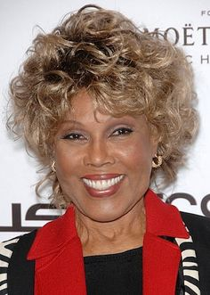 famous zeta phi beta members | Short Curly Hairstyles for Older Women with Further Description