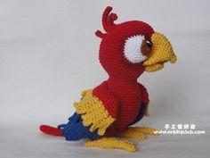 Parrot by IlDikko