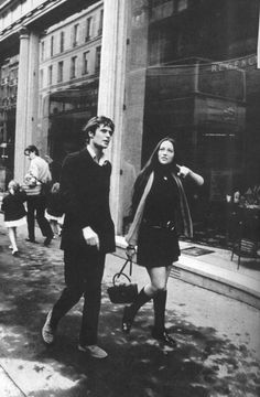 Leonard Whiting + Olivia Hussey