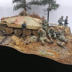 Plastic Model Kits, Plastic Models, Pictures To Draw, Cool Pictures, Military Action Figures, Model Hobbies, Model Tanks, Military Modelling, German Army