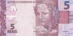 Breaking news about international paper & polymer money. Brazil News, International Bank, Brazilian Real, Preschool Worksheets, Note Paper, Culture, World, Movie Posters, Blog