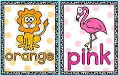 These fun jungle / wild animals theme colors posters will look fantastic on your kindergarten classroom wall or bulletin board. Jungle Theme Classroom, Classroom Decor Themes, Classroom Walls, School Decorations, Future Classroom, Kindergarten Classroom, Classroom Activities, Fun Educational Games, Online Games For Kids