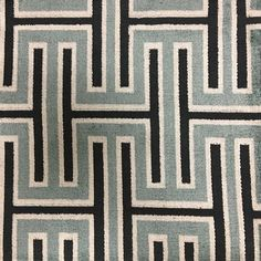 Muriel - Geometric Pattern Cut Velvet Upholstery Fabric by the Yard - Available in 14 Colors