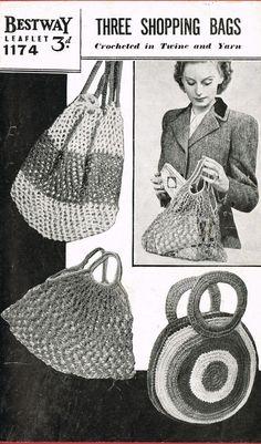1950s Metallic Circle Hat w Beaded Edging /& Matching Drawstring Bag Vintage CROCHET PATTERN Millinery Instant PDF Download Elegant