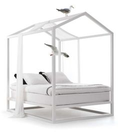 Ikea Letto A Baldacchino Edland.18 Immagini Popolari Di Letto Senza Comodini Home Bedroom Bedroom