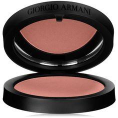 Giorgio Armani Sheer Bronzer ($49) ❤ liked on Polyvore