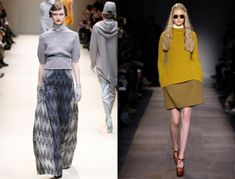 Fall-winter 2012-2013, the Cacharel, Carven History sweaters for more than 100 years (in pictures) - Fair Masters - handmade, handmade