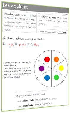 27 Meilleures Images Du Tableau Cercle Chromatique Colors Color