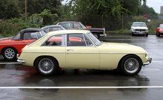 MGC GT 1967
