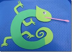 Along the Way // Mixed Up Chameleon lesson ideas
