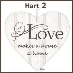 Hartje Love makes a house a home