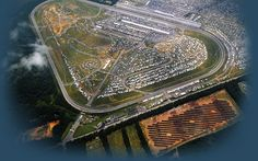 Pocono Raceway is a located in Long Pond within the Pocono Mountains of Pennsylvania. It features two NASCAR Sprint Cup Series races annually Nascar Race Tracks, Nascar Race Cars, Nascar Sprint Cup, Weekend Vacations, Vacation Spots, Pocono Mountains, Joey Logano, Sports Stadium, Kart