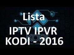 Lista IPTV | XBMC - KODI | Atualizada(23-06-2016) + Lista M3U PC e Android