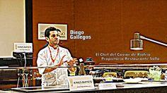 La formula Chef Vs Sumiller = (Chef) U (Sumiller) = Maridaje y Armonía 2 púgiles (Diego Gallegos y Joffre Tarrida Solé) 1 ring (King's Buffet) y 3 Asaltos GRAMONA - Bodegas Tradicion Jerez - Caviar de Riofrío) empieza el combate...