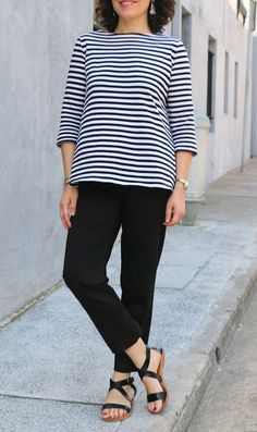 Sew Tessuti Blog - Sewing Tips & Tutorials - New Fabrics, Pattern Reviews: NEW :: Nina Pant Pattern