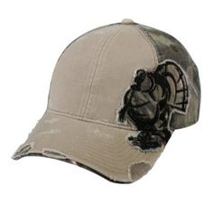 Realtree Khaki/Camo Turkey Frayed Camo Patch Hat (Misc.)  http://www.innoreviews.com/detail.php?p=B008K23Y8A  B008K23Y8A