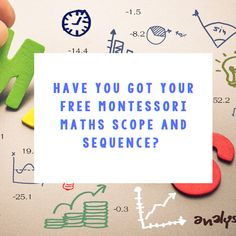 The scope and sequence is organised by cycle e.g 3-6, 6-9 and 9-12. Note this is a guide only. For example here in NZ it is very common for children in 6-9 montessori classrooms to be covering quite a few things from the 3-6 scope and sequence. Follow the child. This is a guide only! Also included are links to all of my maths resources so you can see how they fit. Maths Resources, Math Worksheets, Montessori Classroom, A Classroom, Math Stations, Math Centers, Fluency Practice, Math Task Cards, Montessori Materials