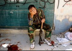 """The Strange Case of the Syrian Opposition; Gordon Duff, October 5, 2015, Veterans Today: Is this the last FSA fighter, the """"loneliest man in the world?"""""""