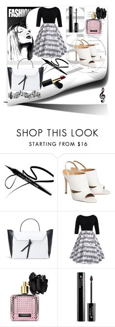 """Bez naslova #23"" by mirka2011 ❤ liked on Polyvore featuring Alexandra de Curtis, Victoria's Secret and Lancôme"