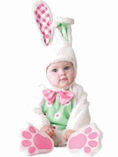 Baby Bunny Halloween Costume for Infants - Rabbit Costume, Bunnies Baby Bunny Costume, Cute Baby Halloween Costumes, Rabbit Costume, Toddler Costumes, Cute Costumes, Spirit Halloween, Girl Costumes, Costume Ideas, Halloween Halloween