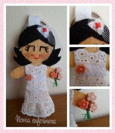 Una novia enfermera