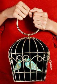 250eee925c12 Bird cage bag Cat Bag, Devil Wears Prada, Bird Cage, Shanghai, Bucket