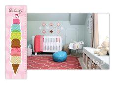 Mint mint mint!! We love this nursery decor color trend ...