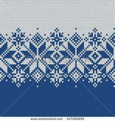 Find Sweater Design Seamless Knitting Pattern Stock Images in HD and millions of other royalty-free stock photos, illustrations, and vectors in the Shutterstock collection. Fair Isle Knitting Patterns, Fair Isle Pattern, Knitting Charts, Sweater Knitting Patterns, Knitting Stitches, Knitting Designs, Knitting Projects, Baby Knitting, Knitting Sweaters