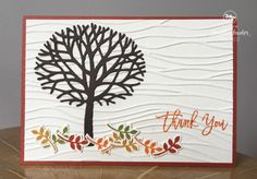 Thoughtful branches inspiring inkin stampin' up! UK 2