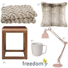 Freedom NZ Instagram | Copper trends for Autumn