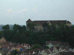 Das Tübinger Schloss ...