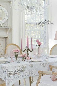 Beautiful romantic setting!