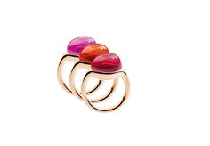 Rouge Passion Rings