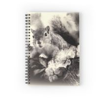 #Spiral #Notebook #Feeling #Squirrelly #Today #art 15% off #SALE on  everything! Use WHY15