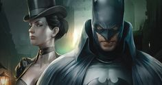Batman: Gotham by Gaslight Review: A Bloody Steampunk Romp -- The Dark Knight versus Jack the Ripper in Gotham by Gaslamp, with the latest DC animated movie delivering R-rated Steam Punk thrills. -- http://movieweb.com/batman-gotham-by-gaslight-movie-review-2018/