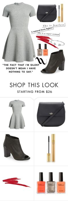 """""""#GreatEscape"""" by juromi ❤ liked on Polyvore featuring Superdry, Kate Spade, Kenneth Cole, Yves Saint Laurent, NARS Cosmetics and Bling Jewelry"""