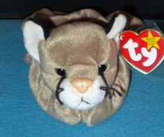 29235473b60 Canyon The Dog Ty Beanie Baby C1998 MINT Plush Toy DOB May 29 1998