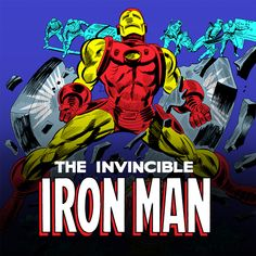 Iron Man (1968-1996) (Collections) (3 Book Series) @ niftywarehouse.com #NiftyWarehouse #IronMan #Iron-man #Marvel #Avengers #TheAvengers #ComicBooks #Movies