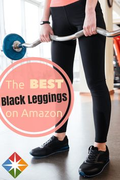 These 10 functional and flattering leggings are available on Amazon right now! What are you waiting for? Go get 'em!