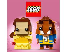 Free LEGO VIP Disney Beauty And The Beast Building Event FREE (lego.com)