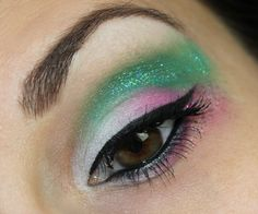 Sailor Jupiter inspired makeup http://www.talasia.de/2015/09/04/sailor-jupiter-inspired-make-up/