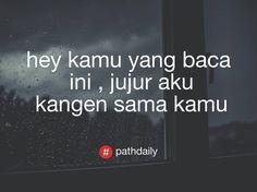 Tag 3 temen kalian guys - - - Janga lupa follow ya @pathdaily.nyindir @pathdaily.nyindir @pathdaily.nyindir #pathdailyrandom #pathdailyindonesia #pathdaily #path #pathdailysindiran #sindirankeras #sindiranhalus #jombloberkelas #brengsekterhormat #brengsekberkelas #katapenuhmakna #brengseksenior #kata2mutiara #kopipahit #motivasihidup #motivasi #motivationalquotes #quotestagram #quotescinta #quoteapic Path Quotes, Quotes Indonesia, Special Quotes, Daily Quotes, Captions, Albums, Funny Quotes, Kpop, Random